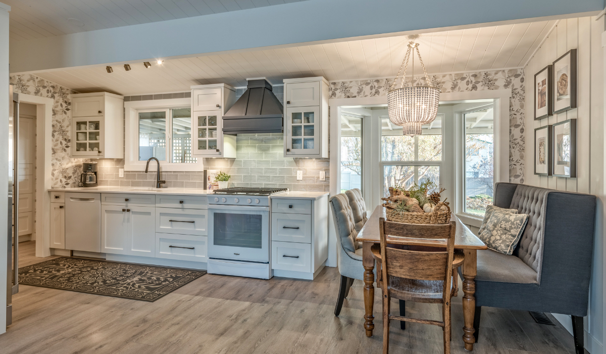 Cozy Cottage Kitchen Renovations Kelowna   Fresh Approach Designs